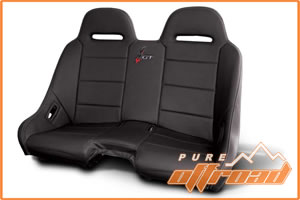 Dragonfire Racing GT Bench Seat for Polaris RZR