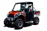 Dragonfire Pursuit Doors for Polaris Ranger 570, 900, 1000