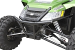 Dragonfire RacePace Front Bash Bumper for Arctic Cat Wildcat