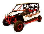 Dragonfire RacePace Nerf Bars for Can-Am Maverick Max