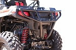Dragonfire RacePace Rear Smash Bumper for Polaris Ace