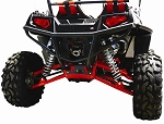 Dragonfire RacePace Rear Smash Bumper for Polaris RZR