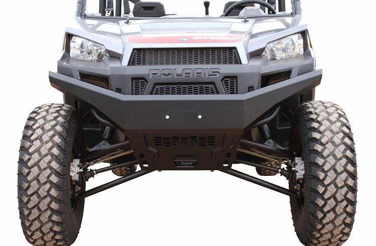Polaris Ranger Crew 900 >> Dragonfire Racing ReadyForce Front Bumper for Polaris ...