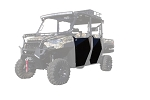 Dragonfire Doors for Polaris Ranger Crew XP 1000 (2019+)