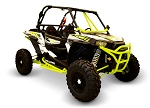 Dragonfire RacePace Nerf Bars for RZR XP 1000 / RZR 900 / XP Turbo