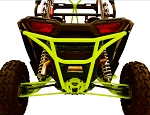 Dragonfire RacePace Rear Smash Bumper for RZR XP 1000 / XP Turbo