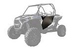 Dragonfire Racing Aluminum Door Kit for Polaris RZR XP 1000 / XP Turbo / RZR 900 Models
