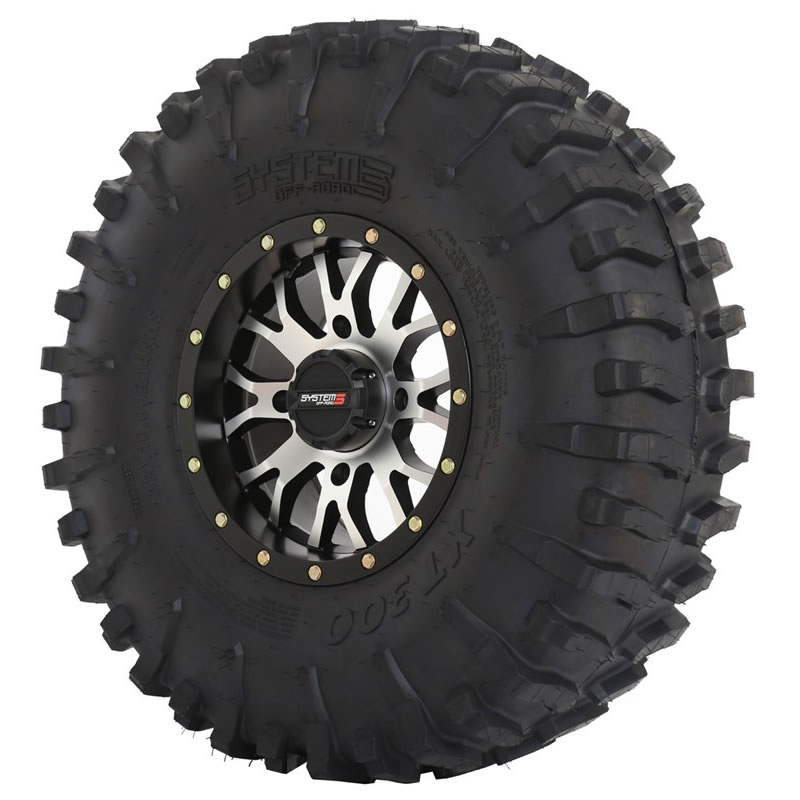 System 3 Offroad XT300 Extreme Trail UTV Tires (with optional mounted  wheels)