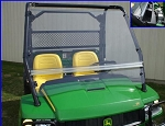 EMP Full Windshield for John Deere Gator