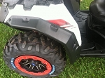 EMP Polaris Sportsman Ace Fender Flares