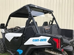 EMP Hard Coated Polycarbonate Rear Windshield for Can-Am Maverick Trail