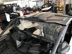 EMP Rear Windshield / Cab Back for Can-Am Maverick X3