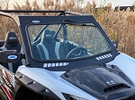EMP Laminated Glass Windshield with Vents for Kawasaki Teryx KRX 1000 (DOT Rated)