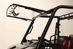 EMP Hard Coat Polycarbonate Flip Windshield for Polaris Ranger Full Size