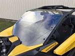 EMP Hard Coated Full Windshield for Can-Am Maverick X3 (With Fast Straps)