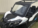 EMP Laminated Glass Windshield for Can-Am Maverick Trail / Sport (DOT Approved)