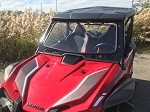 EMP Laminated Glass Windshield with Vents for Honda Talon (DOT Rated)