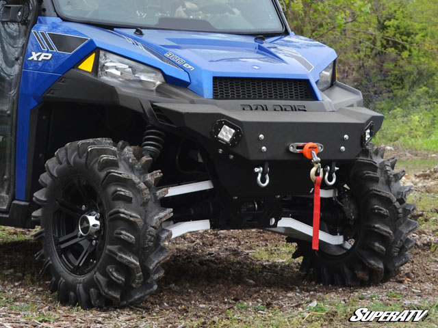 Super Atv Front Bumper For Polaris Ranger Fullsize