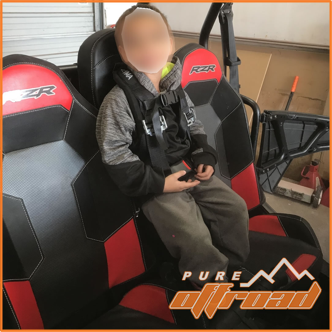 How To Get Additional Seating For A Polaris Rzr
