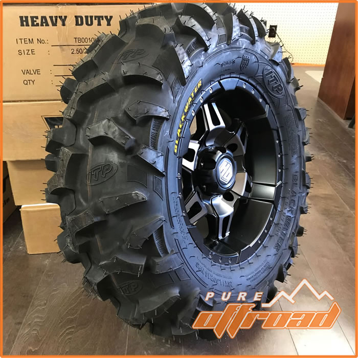 My Stock ATV Wheels are different widths, Aftermarket wheels