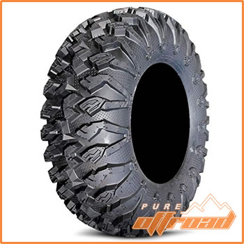 DOT Approved MotoClaw tires by EFX