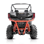 HMF Defender Rear Bumper for Can-Am Maverick Trail