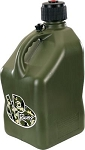 VP Racing Camo Green Container, 5 Gallon Square
