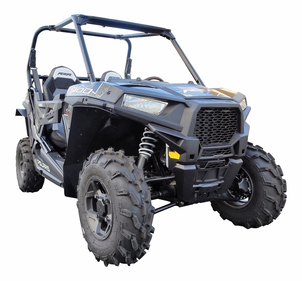 mudbusters fenders for polaris rzr 900 trail 2015. Black Bedroom Furniture Sets. Home Design Ideas