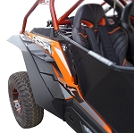 MudBusters Max Coverage Fender Flares for Polaris RZR XP 1000 & XP 4 1000 Models