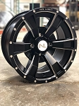 No Limit Milled Intimidator 14 Inch ATV / UTV Wheels