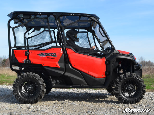 Super Atv Tinted Roof For Honda Pioneer 1000