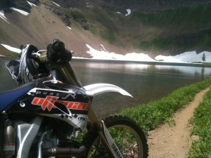 Corral Creek Lake Ride