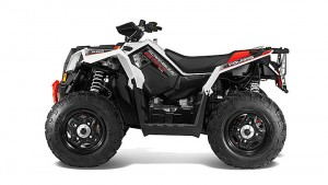 Polaris releases the all new Scrambler 850 XP for 2013