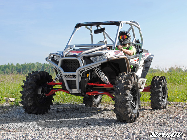 rzr polaris 1000 lift portal gear atv super xp inch kit arms superatv side clearance offset trail forward road turbo
