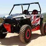 Pro Armor Stock Aluminum Roof for Polaris RZR XP 1000 & 2015+ RZR 900