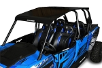 Pro Armor Black Aluminum Roof for RZR XP 4 1000 & RZR 4 900