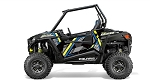 Pro Armor 2015 Black Pearl Door Insert Graphic Kit for RZR S 900