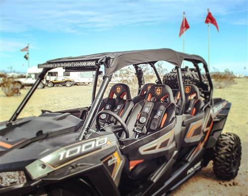 Pro Armor Canvas Roof For The Polaris Rzr Xp 4 1000
