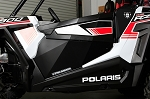 Pro Armor 2015+ Polaris RZR 900 Black Lower Door Inserts