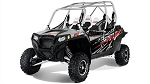 Pro Armor 2012 Polaris RZR 4 & XP 4 900 Liquid Silver Extreme Graphic Kit