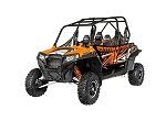 Pro Armor 2014 Orange Madness Door Graphic Kit for Polaris RZR 4 900 XP