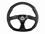 Pro Armor Assault Carbon Fiber Steering Wheel for UTVs