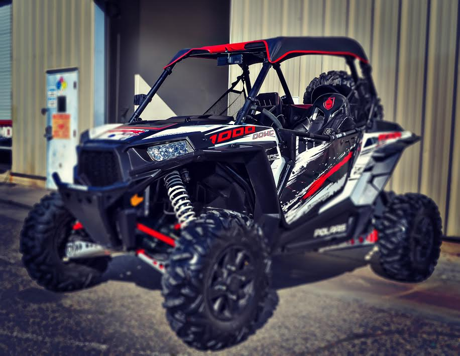 Top Tire Brands >> Pro Armor Sport Soft Top for the Polaris RZR XP 1000