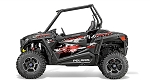 Pro Armor 2015 Stealth Black Door Insert Graphic Kit for RZR 900 XC