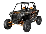 Pro Armor 2014 Titanium Matte Metallic Door Graphic Kit for Polaris RZR XP 1000