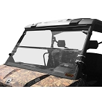 Quadboss Folding Windshield for Can-Am Defender 1000