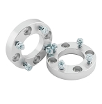 Quadboss 1 Inch Wheel Spacers for Polaris RZR RS1