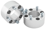 Quadboss 3 Inch Wheel Spacers for Polaris RZR RS1