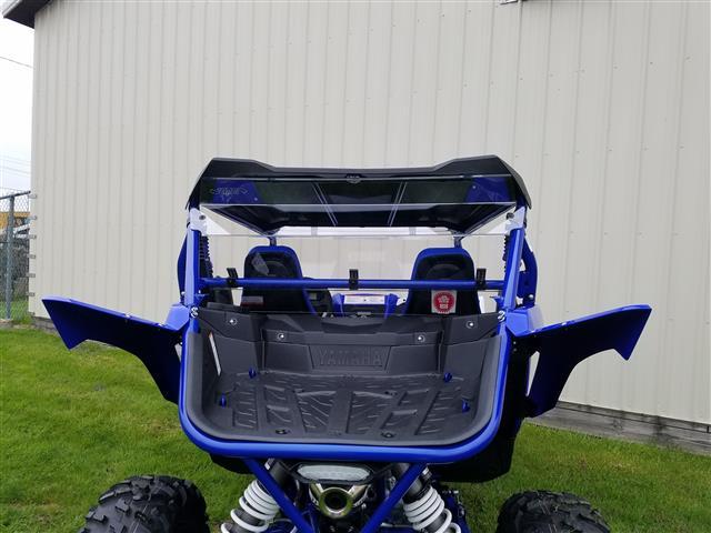 Yamaha YXZ Rear Windshield