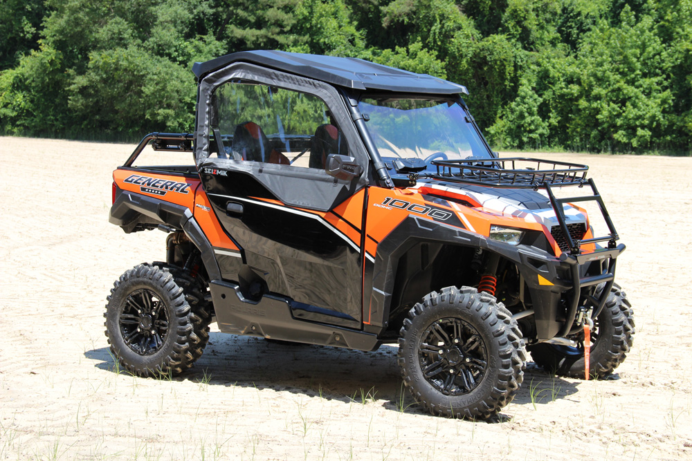 Seizmik Upper Door Kit For Polaris General 1000